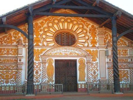 Jesuit Missions of Chiquitania Bolivia