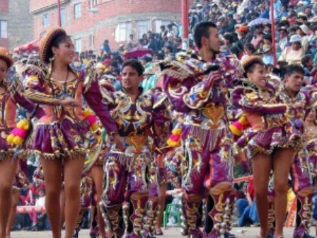 Travel Oruro, Folklore Capital of Bolivia  Hotels, Carnaval