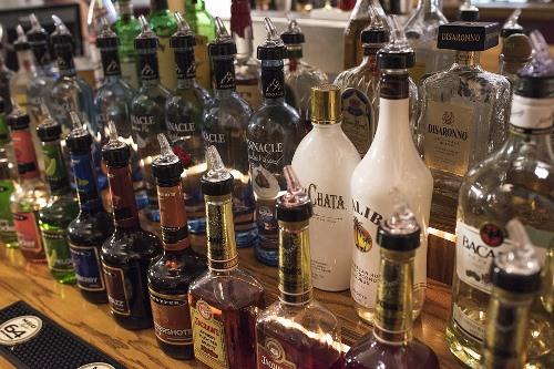 Restaurants in Bolivia: Bars