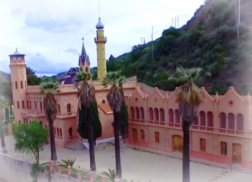 Tourism in Sucre, Bolivia