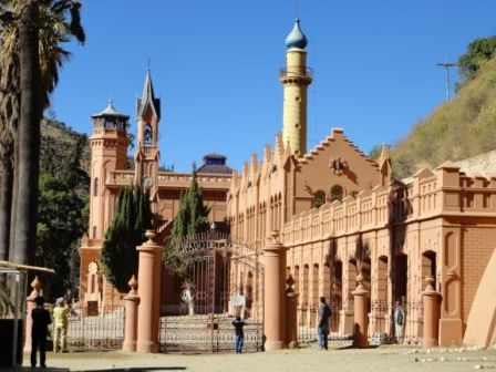 Why does Bolivia have two capital cities?