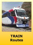 Train Routes in Bolivia