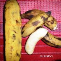 bolivian food fruit guineo banana
