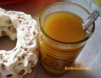 Bolivian Food and Recipes - Chicha Morada