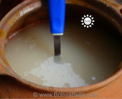 Bolivian Food and Recipes - Somó