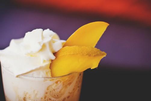 Bolivian food recipes desserts espuma de mango