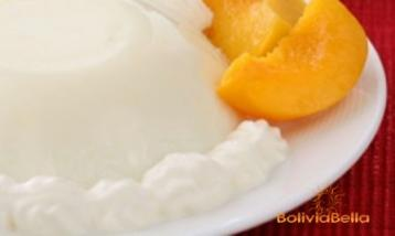Bolivian food recipes desserts queso de coco