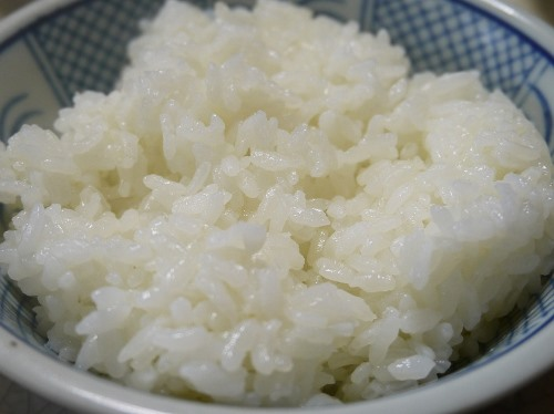 Arroz con Queso - Bolivian Rice with Cheese
