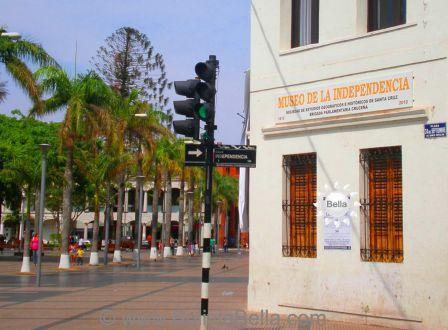 Museo de la Independencia de Santa Cruz de la Sierra, Bolivia