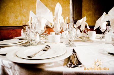 Dining Etiquette in Bolivia