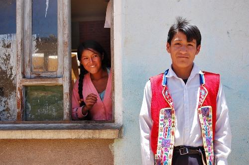 Bolivian cultures