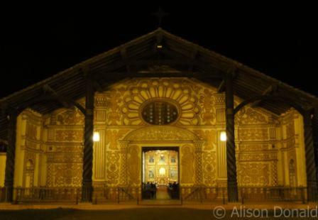 Concepcion Jesuit Missions of Bolivia