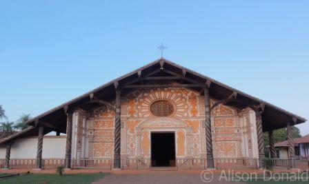 San Javier Jesuit Missions of Bolivia