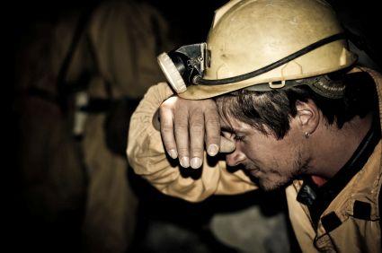 Carnaval de Oruro Bolivia Miner