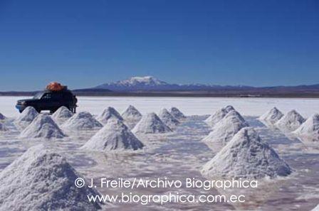 Uyuni Salt Flats Potosi Bolivia