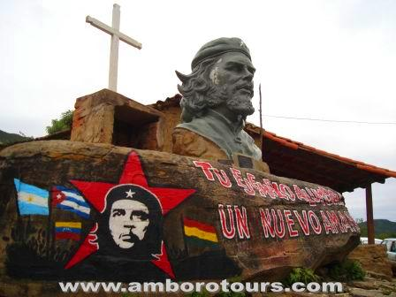 La Ruta del Che Guevara en Bolivia