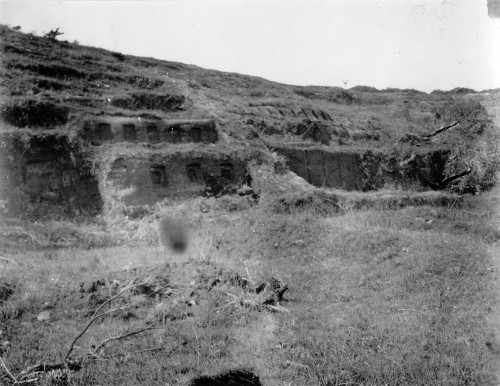 Excavation of Samaipata Fort circa 1908-1910