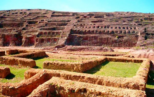 The Fort at Samaipata