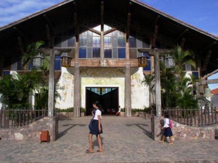 Ascencion de Guarayos Jesuit Mission towns Santa Cruz Bolivia