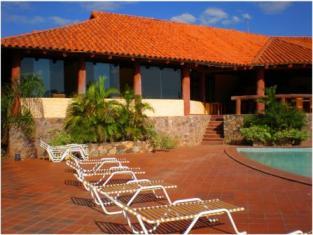 Golf club house at Santa Rosa de la Mina