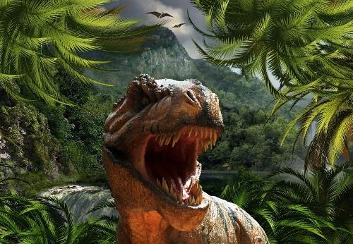 Parque Cretacico Sucre Dinosaur Cretaceous Park