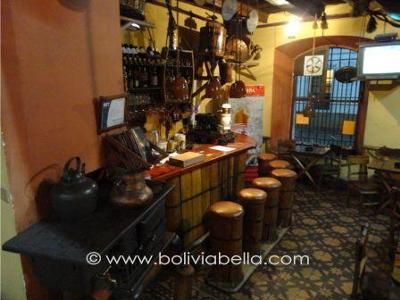 Bolivian Restaurant Review: La Vieja Bodega in Sucre