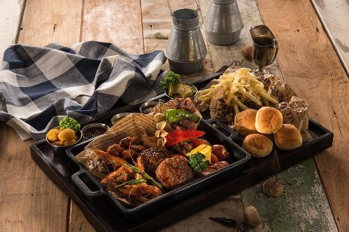 International Food Restaurants in Bolivia