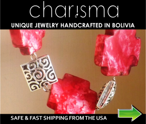 Charisma Unique Stone Jewelry Made by Hand in Bolivia