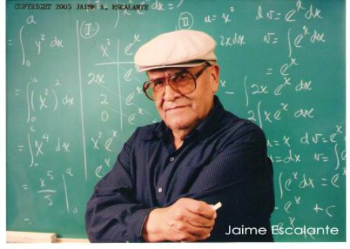 Famous People from Bolivia: Jaime Escalante