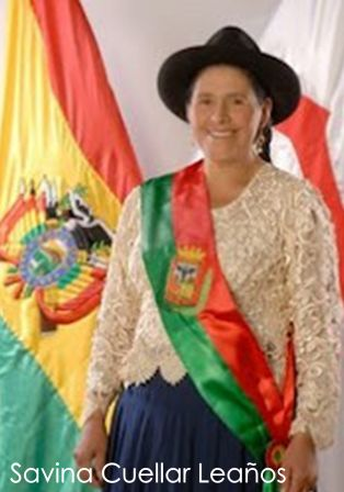 Famous People from Bolivia: Savina Cuellar