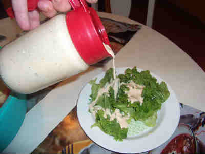 The perfect homeade ranch dressing