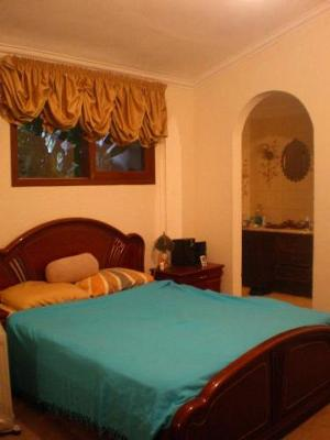 Main bedroom with private bath