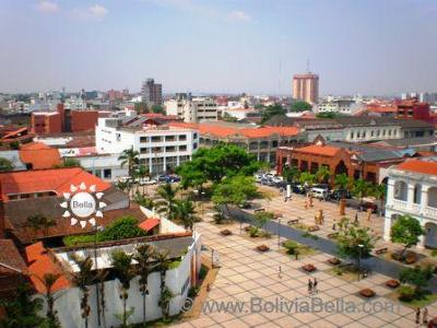 Santa Cruz Bolivia World's 14th Fastest Growing City
