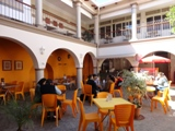 Restaurant Damasco, Sucre Bolivia