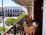 Restaurant Los Balcones, Sucre Bolivia