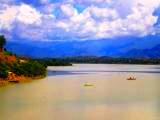 Represa de San Jacinto Tarija Bolivia