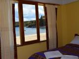 Hostal Willka Kuti, Sun Island, Copacabana, Lake Titicaca, Bolivia