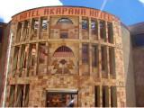 Akapana Hotel, Tiwanaku Tiahuanaco Bolivia