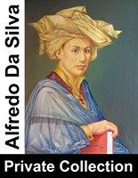 Alfredo Da Silva self portrait