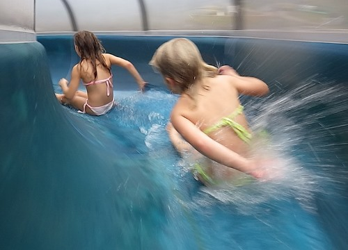 Waterparks in Bolivia