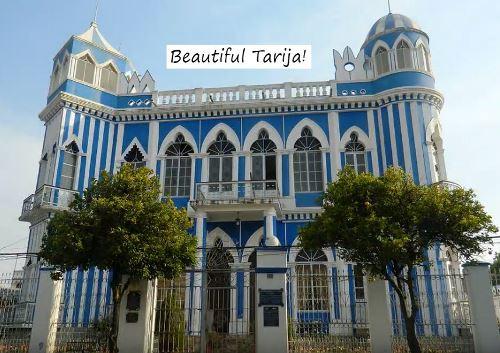 Castillo Azul, Tarija