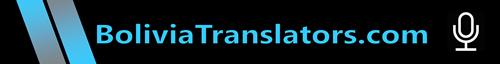 BoliviaTranslators.com