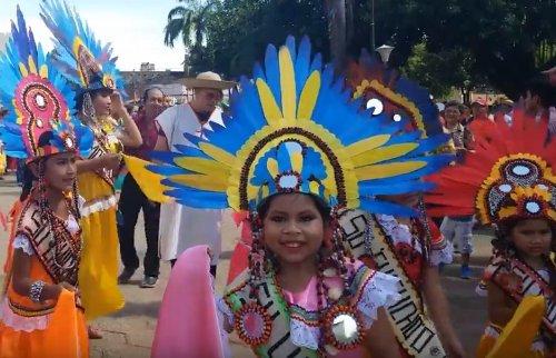 Chope Piesta, Trinidad Bolivia