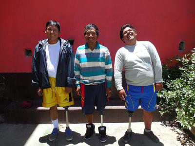 Three patients