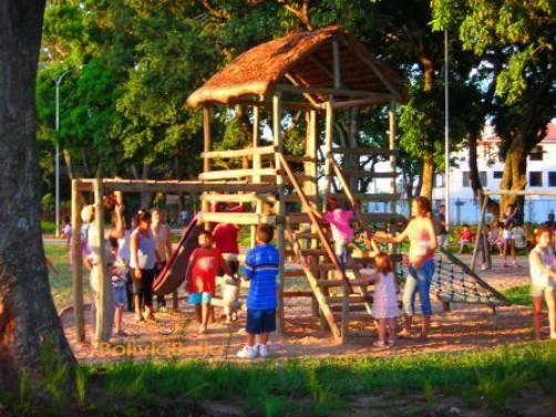 Santa Cruz Bolivia City Parks