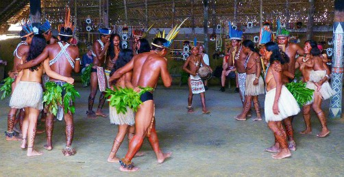 Amazon indigenous cultures Bolivia and Brazil