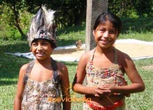 Bolivia culture. Siriono culture of Bolivia. Bolivian culture.
