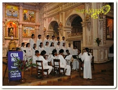 Baroque music in the Jesuit Missions of Bolivia