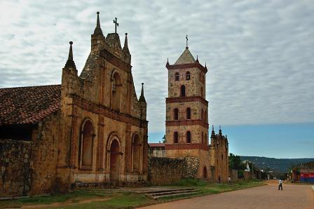 San Jose de Chiquitos, Santa Cruz Bolivia, Jesuit Missions