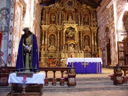 San Miguel de Velasco, Jesuit Mission, Bolivia